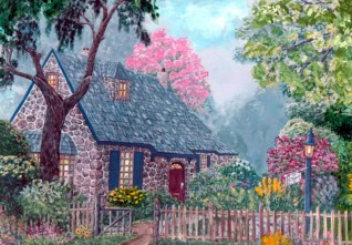The O'Regan Floral Cottage
